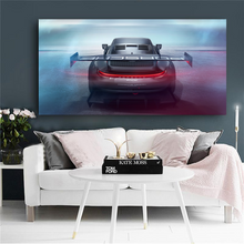 Load image into Gallery viewer, Porsche 911 RSR Metal Print