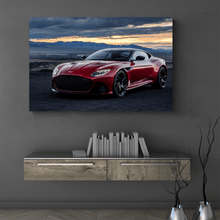 Load image into Gallery viewer, Aston DBS Superleggera Automotive Metal Car Print