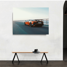 Load image into Gallery viewer, Aventador SVJ Metal Print - CARSOVRGIRLS
