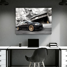 Load image into Gallery viewer, Evo 8 Metal Print