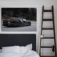 Load image into Gallery viewer, Bugatti Chiron SuperSport Metal Print - CARSOVRGIRLS