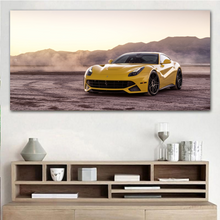 Load image into Gallery viewer, 812 Superfast Metal Print