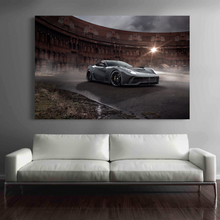 Load image into Gallery viewer, Ferrari F12 Metal Print