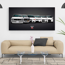 Load image into Gallery viewer, Skyline Legacy Metal Print