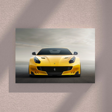 Load image into Gallery viewer, F12 TDF Metal Print