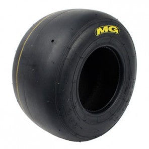 MG YELLOW TYRES