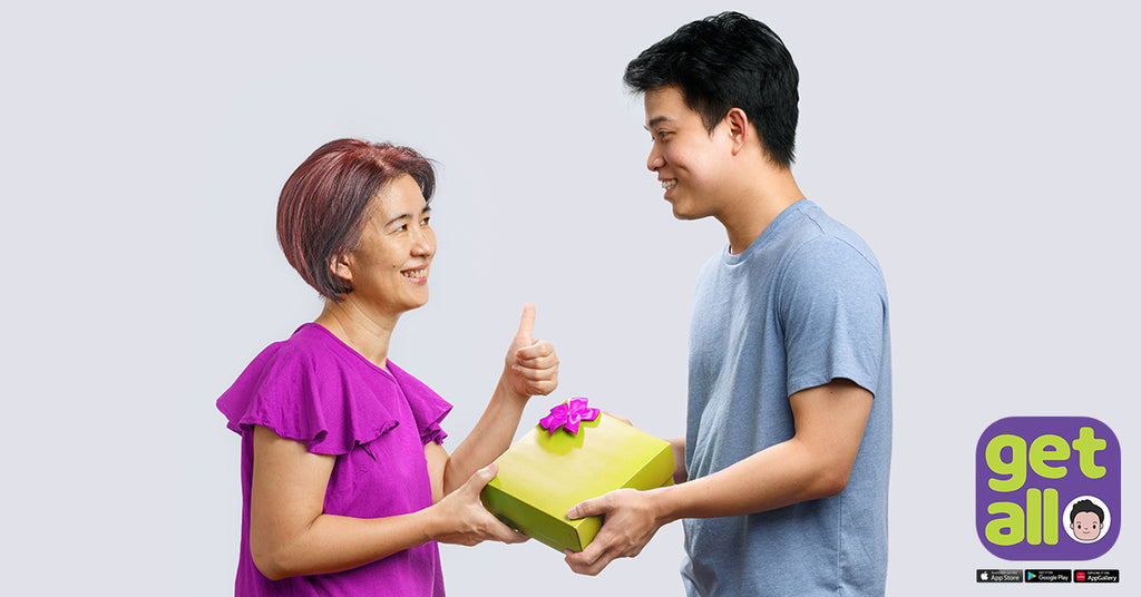 Give Your Mom the Best Mother's Day Gift with Get All Delivery