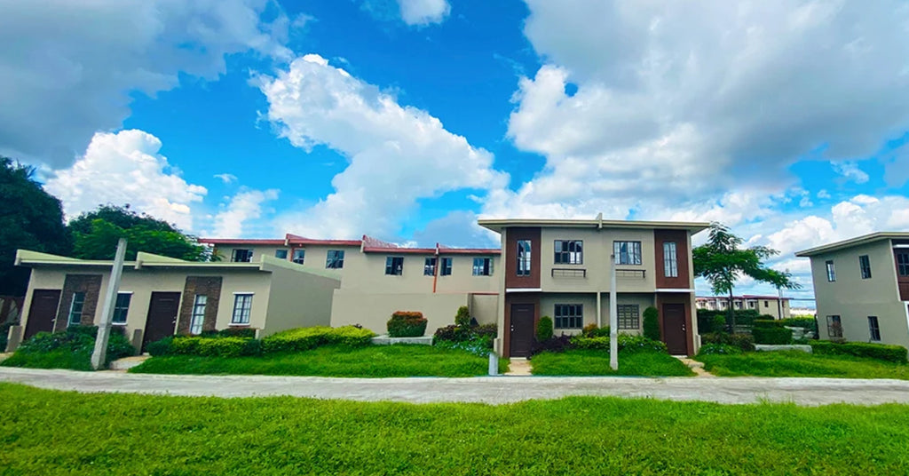Lumina Homes Affordable House and Lot For Sale