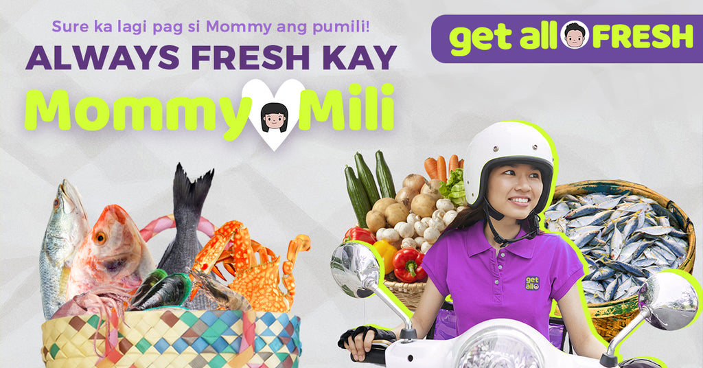 MommyMili Palengke Delivery with Get All