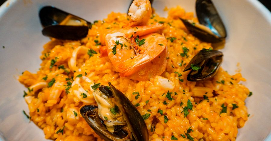Seafood Risotto Recipe with MommyMili & Get All Fresh