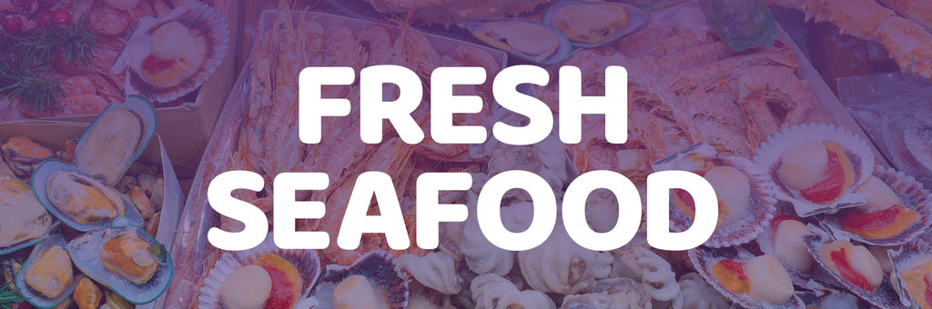 Get All Fresh Seafood Delivery
