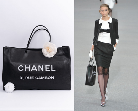 comment dater mon sac chanel