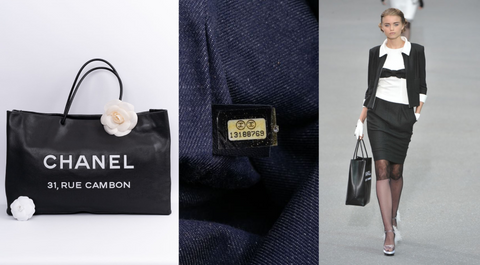how to date a chanel bag