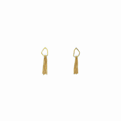 "Boucles d'oreilles ""Laure Mory"" / SO026"