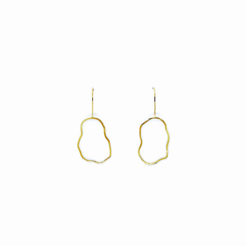 "Boucles d'oreilles ""Laure Mory"" / SO020"