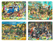 Load image into Gallery viewer, Set of 4 Placemats