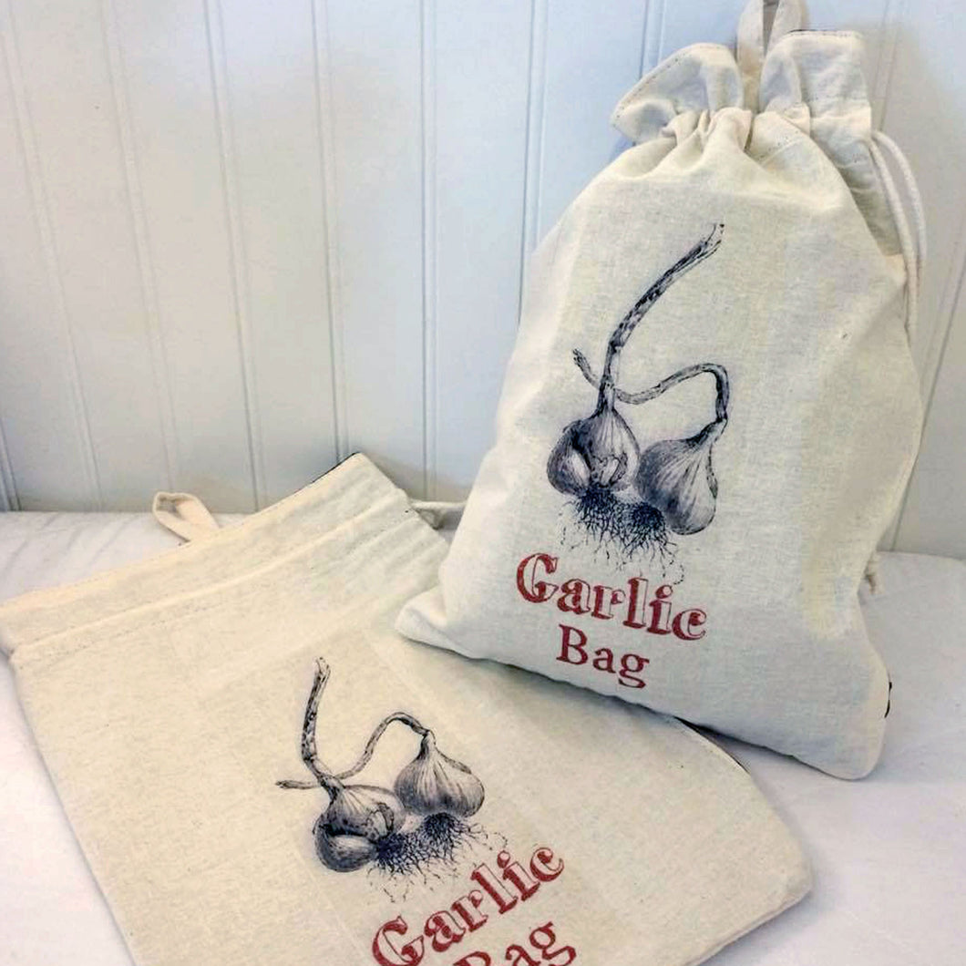 Keep Fresh GARLIC Bag Small