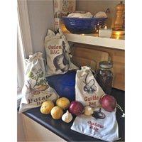Keep Fresh GARLIC Storage Bag Small