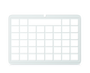 Indi Keyguard Communicator 5 grid 6 x 8
