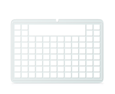 Indi Keyguard Communicator 5 grid 9x12