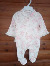 Load image into Gallery viewer, spanish babygrow frilly
