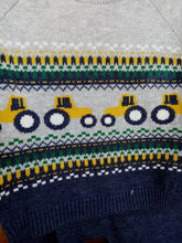 Load image into Gallery viewer, tractor knitted set