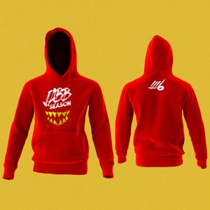 LLL6 Halloween Jabb Graphic Hoodie