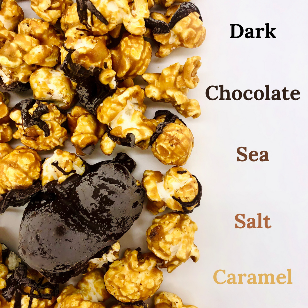 Dark Chocolate Sea Salt Caramel
