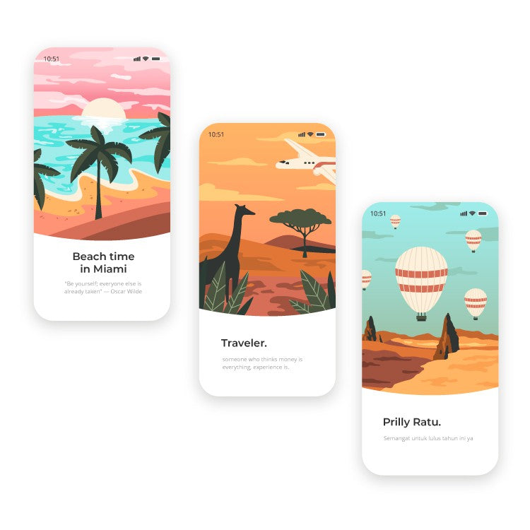 Travel Bookmark by bukuqu