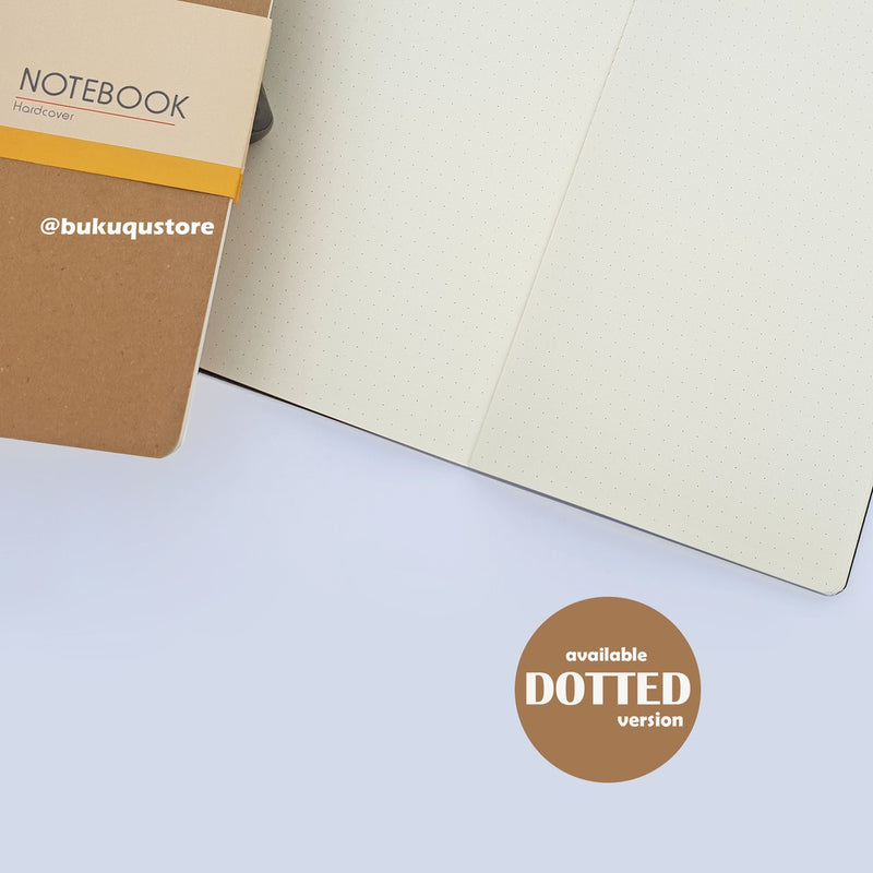 Bullet Journal Softcover by bukuqu
