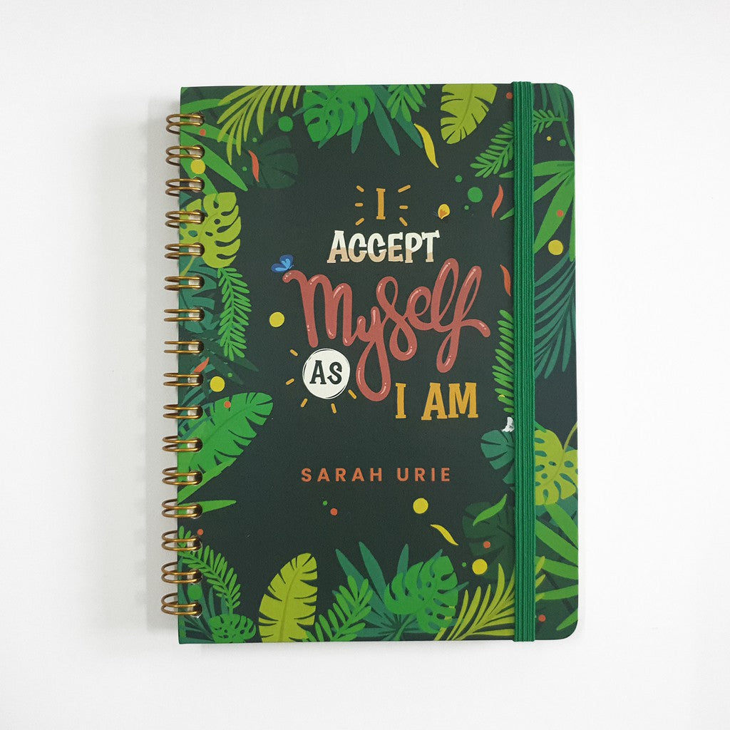 Notebook Spiral PALM by bukuqu