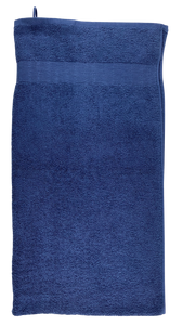 Fancy Border Bath Towel - Astronaut