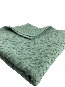 Jacquard Bath Towel - Edward Green