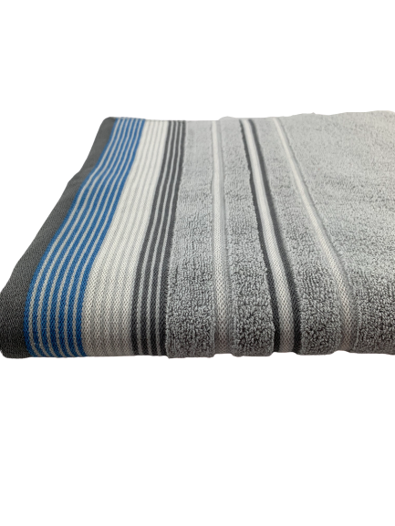 Sports Band Border Bath Towel - Cape Cod