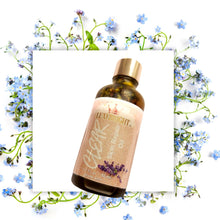 Load image into Gallery viewer, CLEAR Skin Repair Oil- Infused with Lavender & Rose - Luxebright Skincare LLC