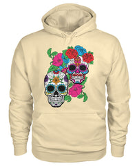 Day of The Dead (Dia De Los Muertos) With Fun Sugar Skull - SugarSkulls.io