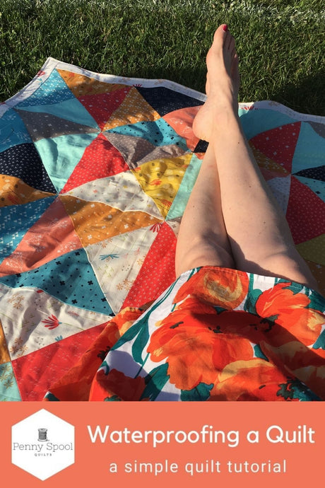 How To Waterproof A Quilt