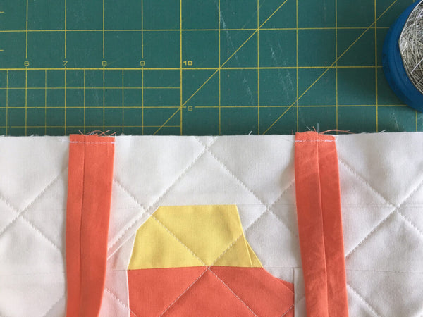 Ice Cream Tote Tutorial by Penny Spool Quilts