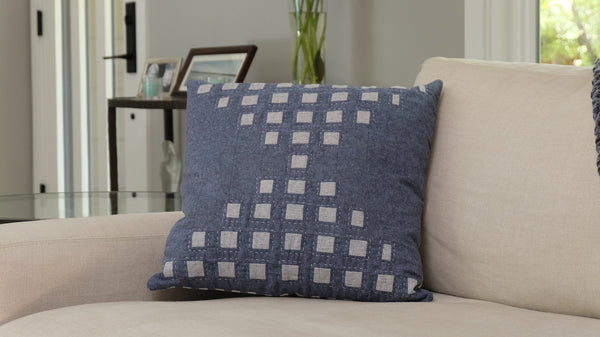 Staccato Quilt Pattern by Penny Spool Quilts - Tester Quilt by Sydney Cox