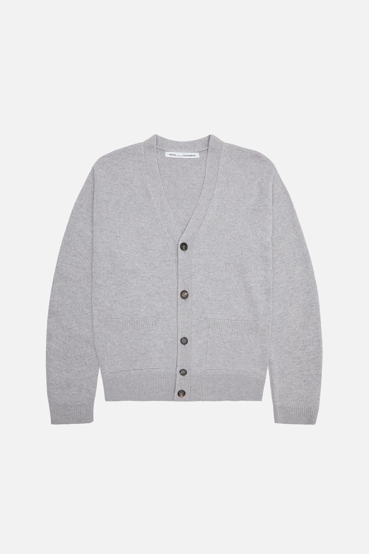 The Cardigan in Mist