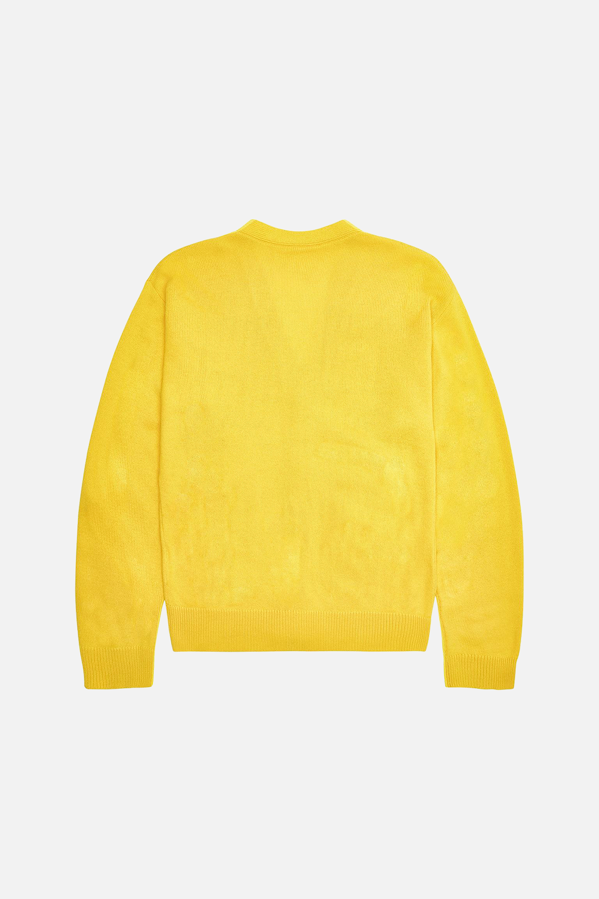The Cardigan in Yolk