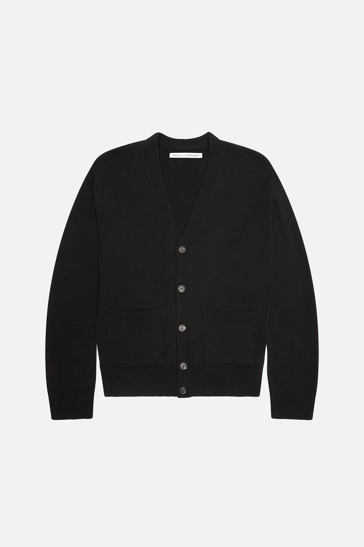The Cardigan in Licorice