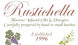 Rustichella Flavour Infused Oils and Vinegars