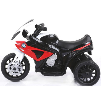 BMW S1000 RR 6 Volts Mini Moto Enfant Rouge