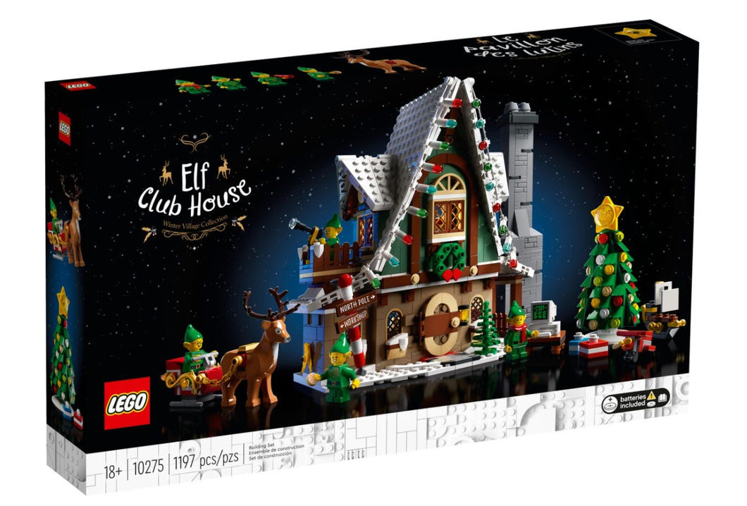 LEGO® Creator Expert Elf Club House - 10275