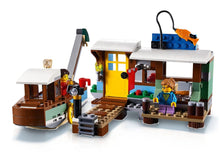Load image into Gallery viewer, LEGO® Creator 3-in-1 Riverside Houseboat - 31093
