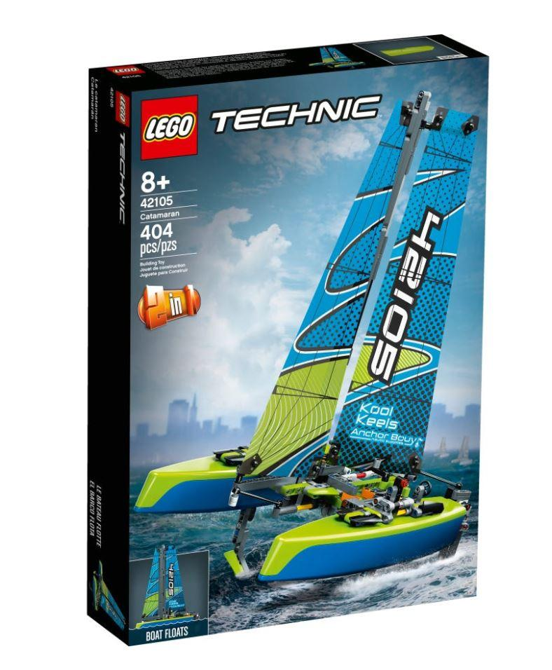 LEGO® Technic™ Catamaran - 42105