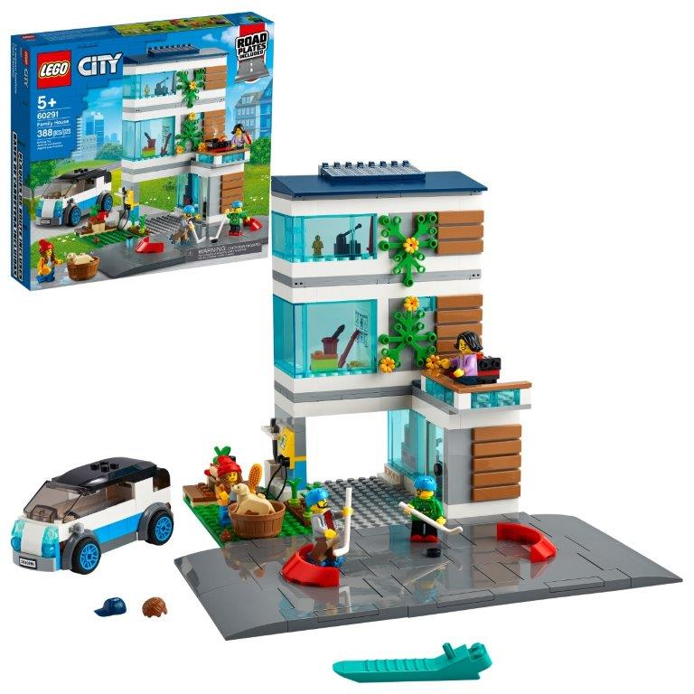 LEGO – City – Family House – 60291