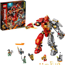 Load image into Gallery viewer, LEGO® NINJAGO® Fire Stone Mech - 71720