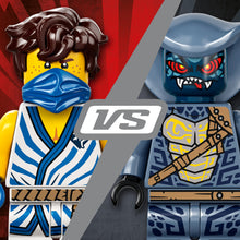 Load image into Gallery viewer, LEGO® NINJAGO® – Epic Battle Set – Jay vs. Serpentine – 71732